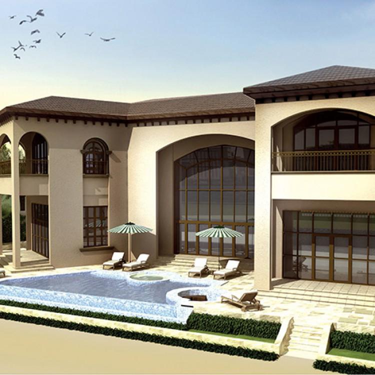 Pearl Island 13 Villas, Qatar