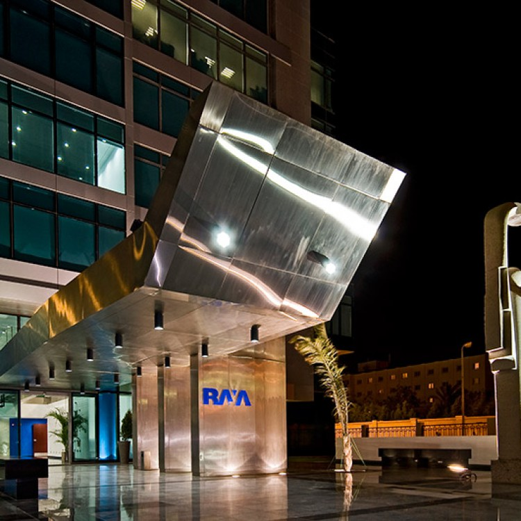 Raya Holding HQ, Egypt