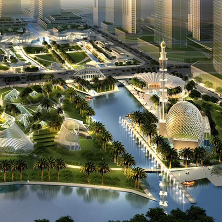 Shams central park, UAE