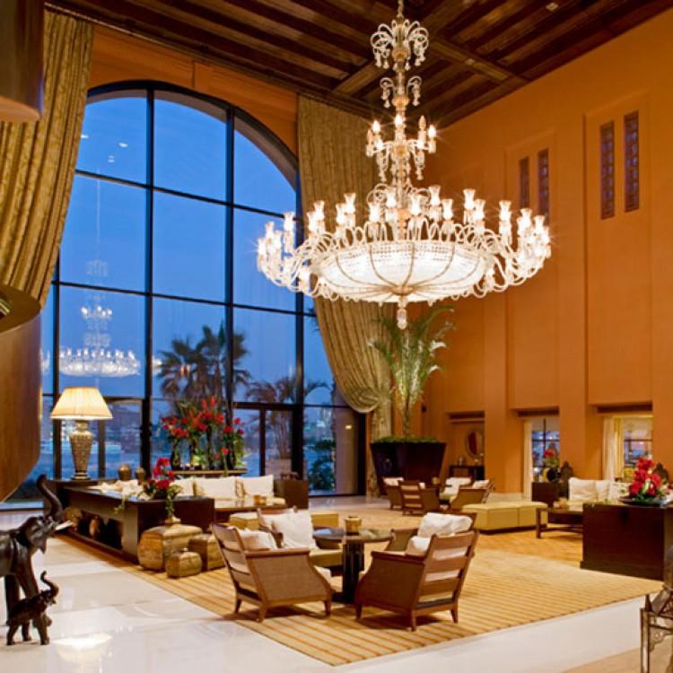 Sofitel El-Gezirah Hotel, Egypt