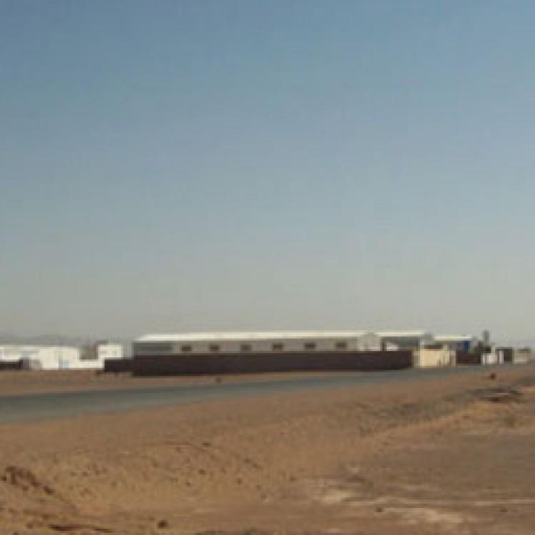 Tabuk Industrial City, KSA
